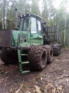 Timberjack 1270D. Комплекс лесозаготовительной техники