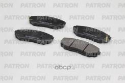 Колодки тормозные дисковые передн KIA: Sorento 02-ASIA (произведено в Корее) Patron PBP1735KOR