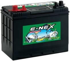 E-NEX. 100А.ч., Прямая (правое), производство Корея