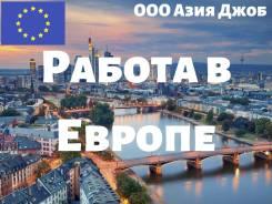 Работа в Европе. Рабочая виза. Фабрики, заводы, стройка, общепит и др.
