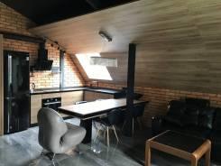 3-комнатная, улица Мусоргского 27а. Седанка, частное лицо, 90,0кв.м. Кухня