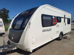 Sterling Caravans. Премиальный семейный автодома Sterling Eccles Sport 2016 год 6 мест. Под заказ