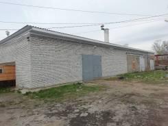 Боксы гаражные. переулок Тракторный 13/8, р-н Центральный, 500,0кв.м., электричество