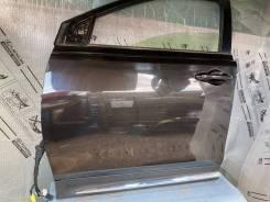 Дверь передняя левая коричневая, Toyota Rav 4