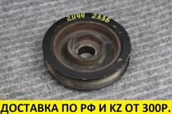 Шкив коленвала Honda K20/K24 1mod контрактный 13810-PNC-008