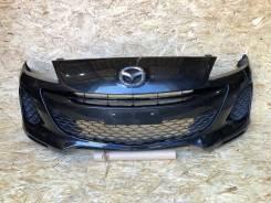 Бампер в сборе Mazda 3 BL 2010-2012 рестайлинг