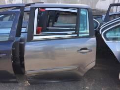 Дверь задняя левая Opel Zafira B серая