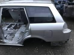 Крыло заднее левое Nissan Wingroad 11 кузов контрактное серебро