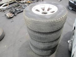 +Комплект летних колес на литье. Без пр. по РФ 265/70/16 IN3-6