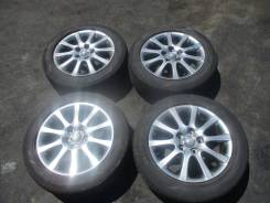 Комплект летних колес на литье. Без пр. по РФ 205/55/16 IN17-2