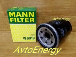 Фильтр масляный MANN-Filter W6019. В наличии! ул Хабаровская 15В W6019