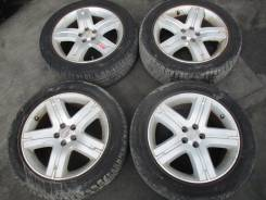 Комплект летних колес на литье. Без пр. по РФ 215/55/17 IN2-2