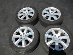 Комплект летних колес на литье. Без пр. по РФ 235/50/17 IN8-7