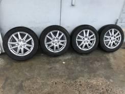 Колеса 185/60R15 Pirelli 2017 год на литье 5*100