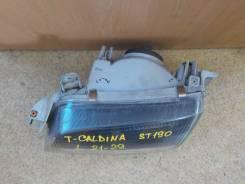 Продаётся фара левая Toyota Caldina ST190