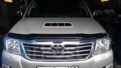 Дефлектор капота EGR Toyota Hilux 2012-2015г (Австралия) Оригинал