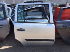 Дверь задняя правая Opel Zafira B серебро