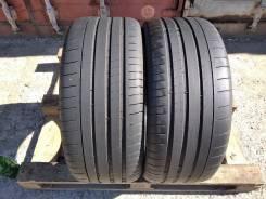 Michelin Pilot Super Sport. летние, б/у, износ 30%
