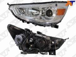 Фара Mitsubishi ASX, Mitsubishi ASX/RVR 10-, Mitsubishi RVR SAT ST-214-11X1L, левая передняя ST21411X1L