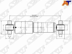 Амортизатор FORD Mondeo, Mazda 6, Mazda 6 GG/GY 02-08, Mazda 6 Wagon, Mazda Atenza, Mazda Atenza GG 02-07 SAT ST-GJ6A-28-700