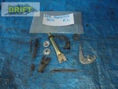 Пружины барабанных тормозов Subaru Forester, левый задний