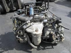 Контрактный двигатель B3 2wd в сборе