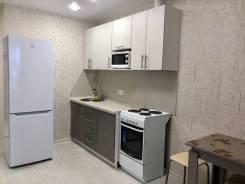 1-комнатная, улица Феодосийская 35. Патрокл, частное лицо, 42,0кв.м. Кухня