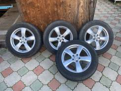 Диски R18 Grass HN + Goodyear Wrangler IP/N