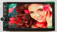 Магнитола 2DIN Универсальная на Android KR-906SLIM CAM Aonics