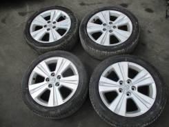 Комплект летних колес на литье. Без пр. по РФ 215/50/17 MA15-4