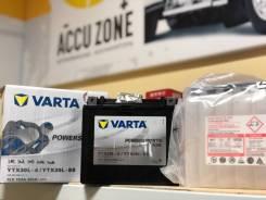 Varta Powersports. 18А.ч., Обратная (левое), производство Европа