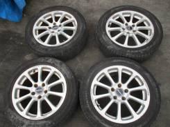 Комплект летних колес на литье. Без пр. по РФ 215/55/17 MA26-1