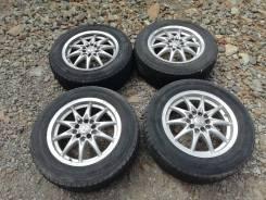 Продам литье с резиной 195/65 R15, колеса 5х100 5х114