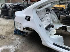 Skoda Octavia A7 Крыло заднее правое