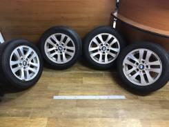 Колеса BMW E90 Bridgestone Turanza 205/55 R16 стиль 156
