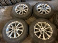 "Volkswagen Touareg 2.5, Колеса в сборе на летней резине. 7.5x17"" 5x120.00"