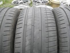 Michelin Pilot Sport 3. летние, 2010 год, б/у, износ 20%