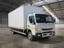 Mitsubishi Fuso Canter. Изотермический фургон FUSO Canter TF, 2 998куб. см., 5 000кг., 4x2. Под заказ