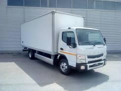 Mitsubishi Fuso Canter. Изотермический фургон FUSO Canter TF, 3 000куб. см., 4 500кг., 4x2