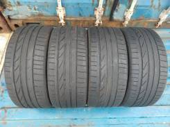 Bridgestone Potenza RE050A. летние, 2017 год, б/у, износ 50%