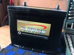 Аккумулятор Platinum левый (85D23L). 75А.ч., Обратная (левое), производство Корея