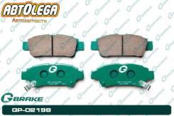 Колодки зад. G-brake Toyota NOAH, VOXY 07-, Ipsum 21 Estima 30/40 ISIS GP-02198