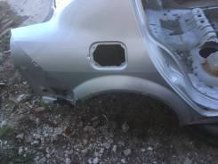 Крыло правое заднее Renault Megane 2, KM