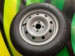 """Новое запасное колесо R14 для Renault Logan / Clio. 5.5x14"""" 4x100.00 ET43 ЦО 60,1мм."""
