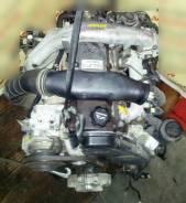 Двигатель 1KZ-TE Toyota контрактный оригинал 22100-67070 95т. км