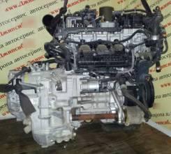 Двигатель EB2 / HMZ Peugeot 208 контрактный оригинал 15т. км