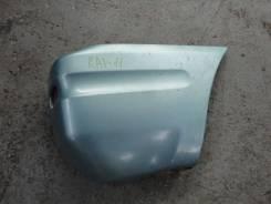 Бампер задний правый контрактный Toyota RAV4