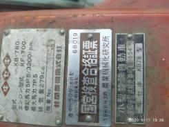 КВ780, 1996. Продам мотоблок, 5,00л.с.