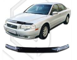 Дефлектор капота. Volvo S80, AS70, AS60, AS43, AS71, AS40, AS99, AS56, AS85, AS95, AS07, AS90, AS84, AS98 D5244T14, D5244T15, B4204S3, D5204T3, D5244T...