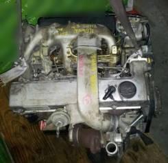 Двигатель 662920 Ssang Yong Musso Korando оригинал 2.9 дизель